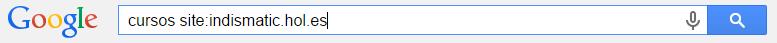 truco busqueda google site
