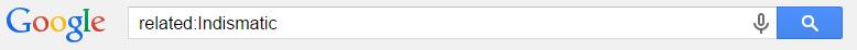 truco busqueda en google related