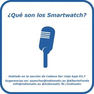 Que son los Smart watch