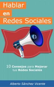 libro Hablar en redes sociales