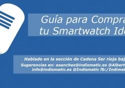 Guía para comprar tu Smartwatch