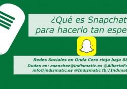 ¿Qué es Snapchat para hacerlo tan especial?