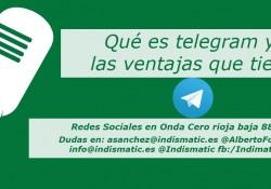 Qué es telegram y las ventajas que tiene