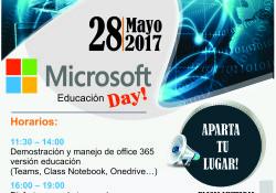 MS Educacion Day