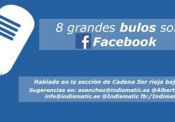 8 grandes bulos sobre Facebook