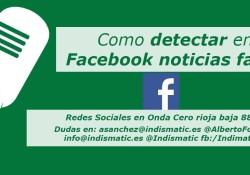 Como detectar en Facebook noticias falsas
