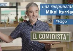 Las respuestas de Mikel Iturriaga El Comidista