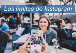 Es quizás la red social que más popularidad está teniendo de los últimos años. Con tanto interés que está teniendo queremos dejar claro algunos límites que tiene Instagram.
