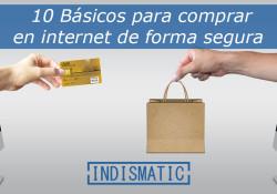Cada día es más común comprar online. El futuro del comercio va por este camino, por lo que es bueno que tengamos en cuenta estos 10 básicos para comprar en internet de forma segura.