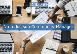 En el ámbito del social media, se comete el error de definir a todos los roles con el mismo nombre, el de community manager. Pero es un error ya que no todos los profesionales del sector son iguales, en el artículo explicamos las diferencias.