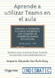 Aprende a utilizar Teams en tu aula(1)