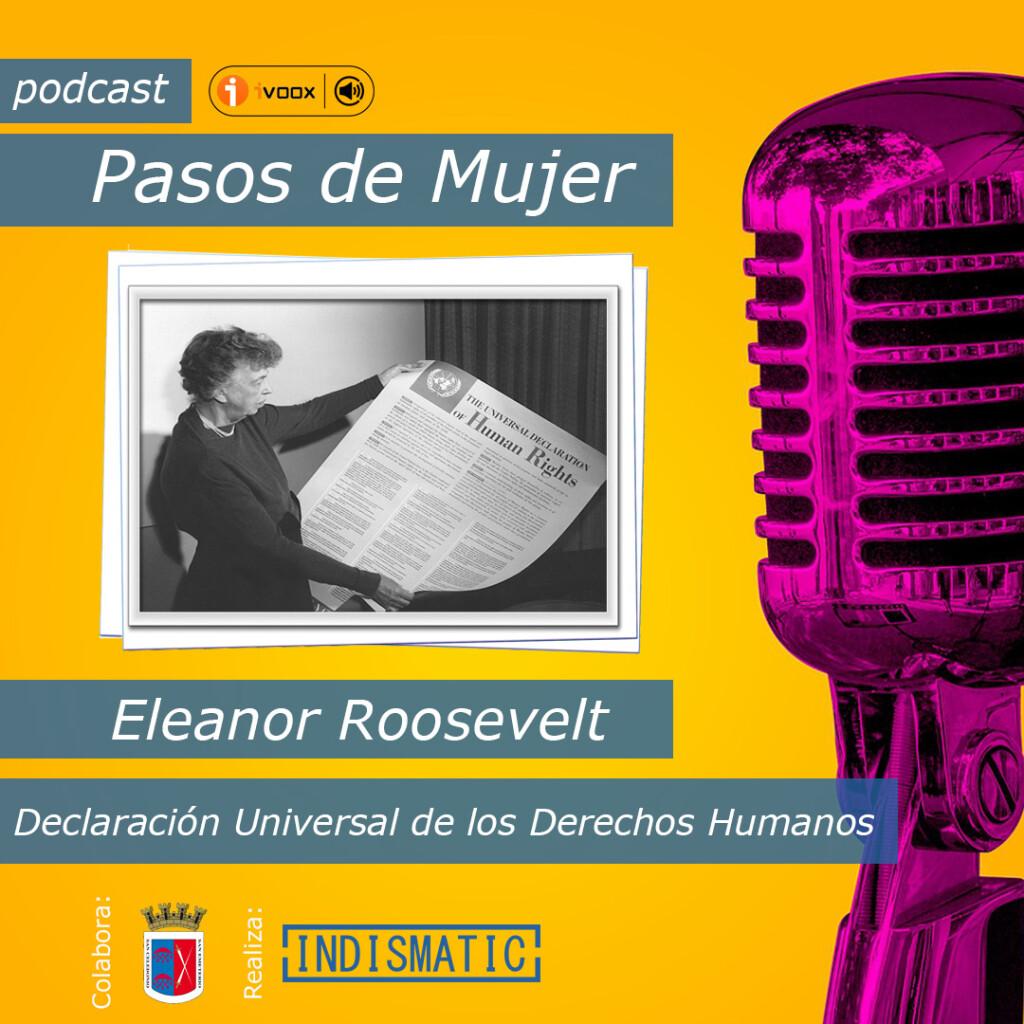la vida de Eleanor Roosevelt no es solo el cambio en una frase para hacer un lenguaje inclusivo útil. Es considerada la primera dama del mundo y artífice de la declaración Universal de los Derechos Humanos.