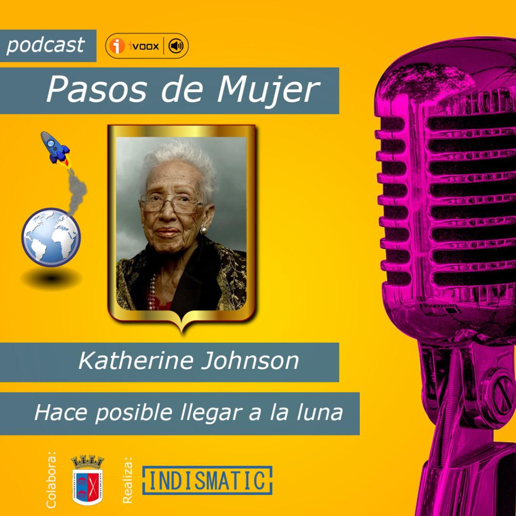 Katherine Johnson la persona responsable de calcular la trayectoria del primer vuelo tripulado a la luna.